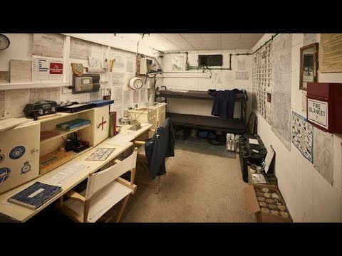 In The Dark: Cold War Cuckfield. The restoration of an ROC nuclear monitoring post bunker