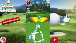 Golf Clash tips, Hole 7 - Par 3, 1 Year Anniversary tournament - ROOKIE, GUIDE/TUTORIAL thumbnail