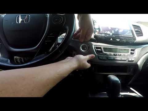 Honda Pilot 2016 Keyless Start System Problem FIX