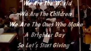 Usa For Africa We Are The World Instrumental Version - Chorus Only.mp3