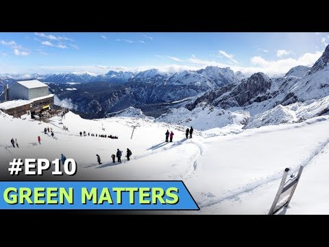 Waste To Home Furnishings | German Glacier | Uk Homes Of The Future | Green Matters | Episode 10