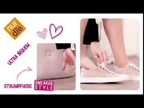 Nur Die Strumpfhose Sneaker Style