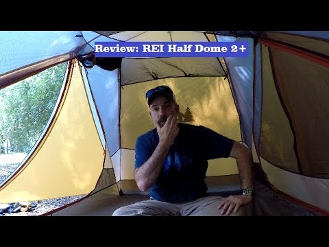 REI Half Dome 2+ And Big Agnes QCore SL: Lucky Hat Reviews #8