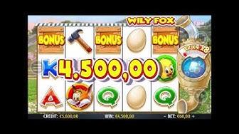Wily Fox Slot Machine Online da giocare gratis su VideoSlotOnline.it