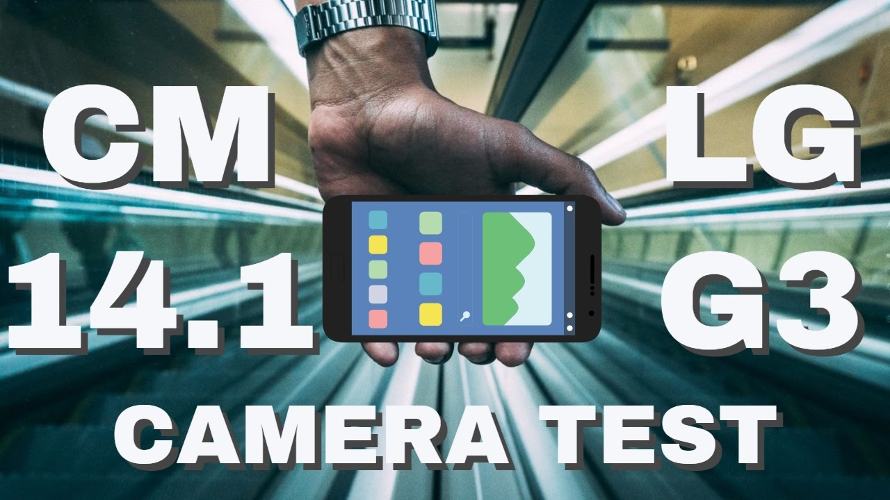 Cyanogenmod Camera