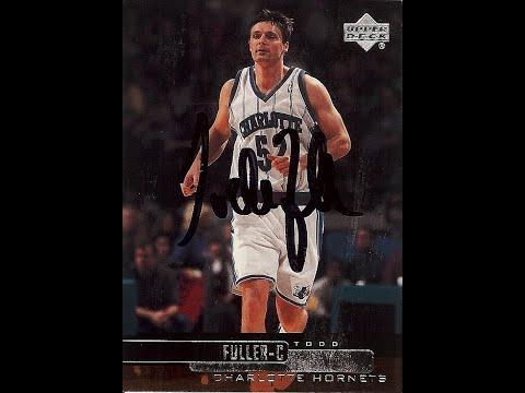 Todd Fuller-Hornets