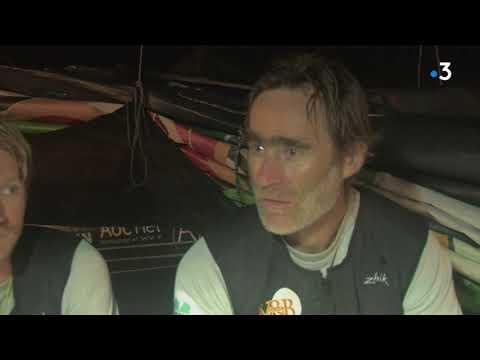A Pontcharra en Isère, le constructeur de bateaux d'aviron Mathieu Bonnier a le vent en poupe - - France 3 Auvergne-Rhône-Alpes
