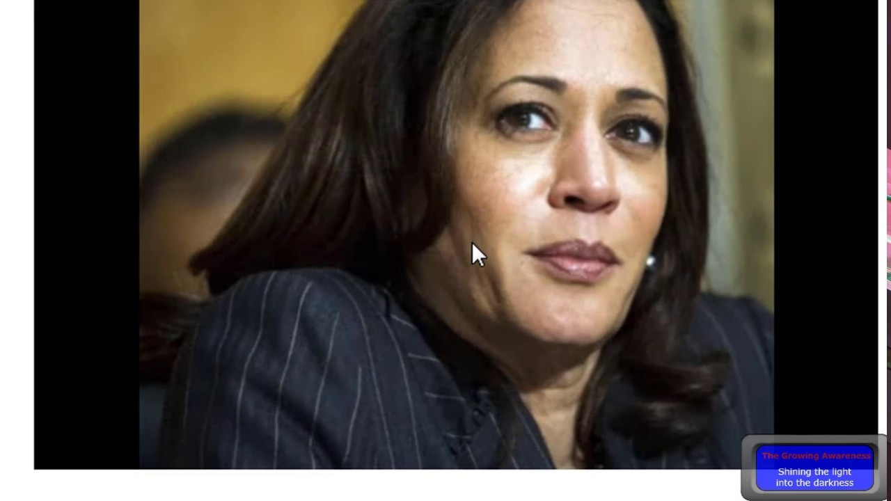 Some family History on Kamala Harris ...