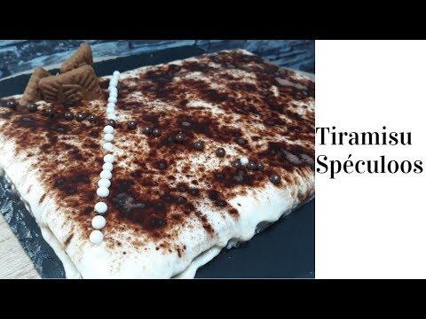 tiramisu-spéculoos/pépite-de-chocolat