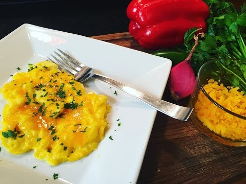 How To Make The Perfect Scrambled Eggs  Chef Judson Todd Allen