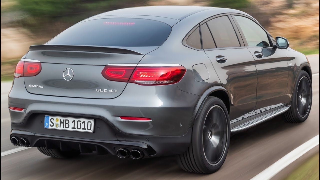 2020 Mercedes Amg Glc 43 4matic Coupe Mid Size Performance Suv