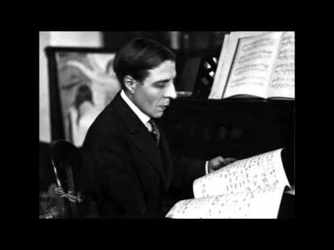 Schumann - Piano concerto - Cortot / LPO / Ronald
