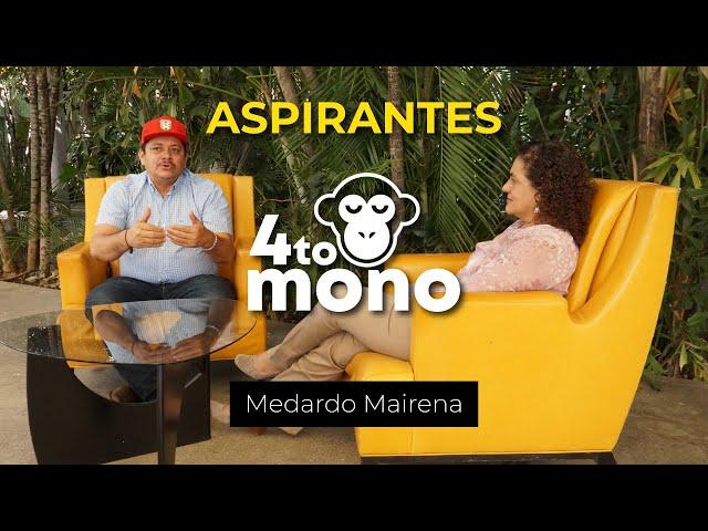 Aspirantes: Entrevista a Medardo Mairena