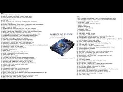 Armin van Buuren -- A State of Trance 593 (Yearmix 2012)