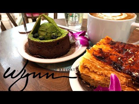 Wynn Las Vegas Plaza Shops - Urth Caffe's PERFECT Pastries!