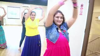 Aadaludan Paadalai Remix Choreography| Dance Embassy| Beginners| Singapore|