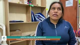 Lideresas ancashinas: ¡Conoce a Judith Palacios!