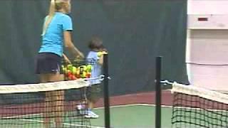 В большой теннис играют все - Часть 1