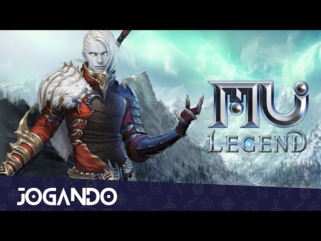 MU Legend | Closed BETA - Mu está de volta