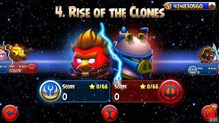 Angry Birds Star Wars 2 - HERO The INQUISITOR in Pork Side Character!