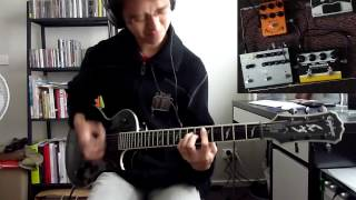 Planetshakers   You Are Stronger guitar coverplaythrough