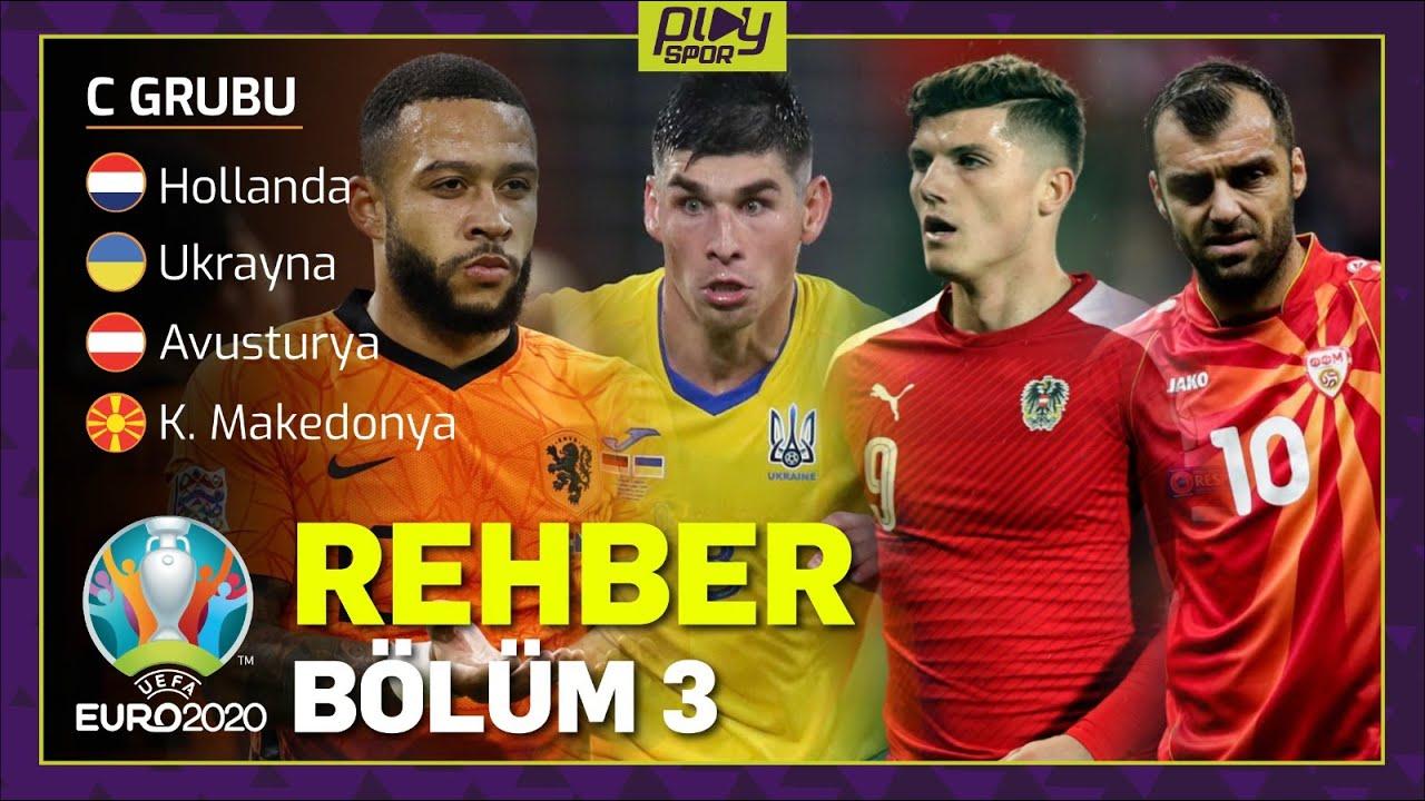 FRANK DE BOER'UN SON ŞANSI / EURO 2020 REHBERİ 3. BÖLÜM C GRUBU