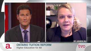 Ontario Tuition Reform