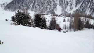 Ski touring at Sadnighaus Carinthia National Park Hohe Tauern