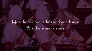 The Second Vatican Council Unmasked (Part 1 of 6)