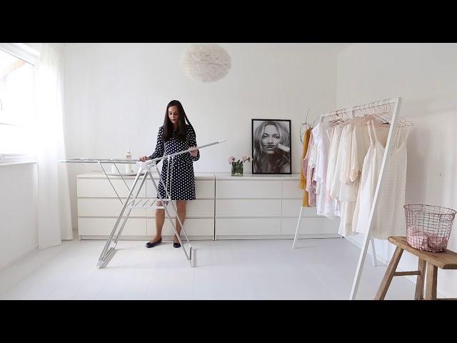 Video Wäscheständer wohnkonfetti