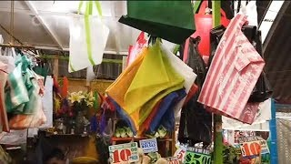 Mexico City bans single use plastic bags