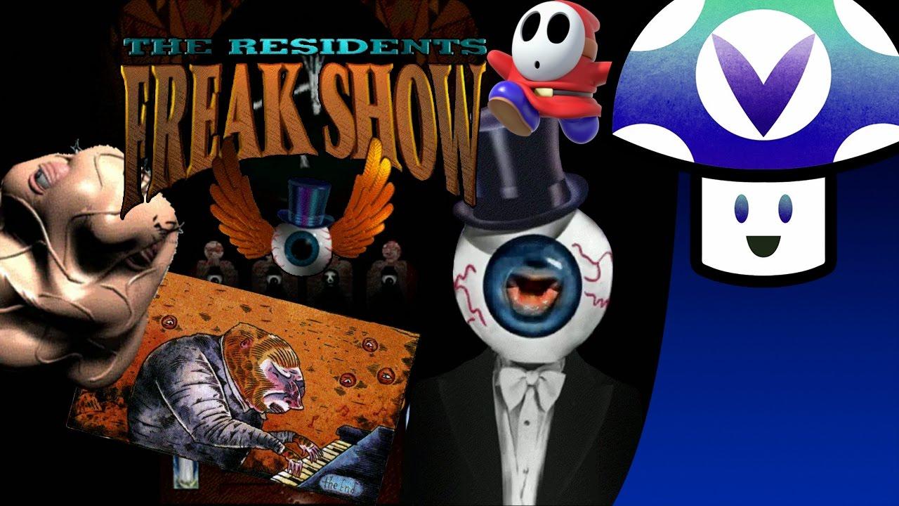 [Vinesauce] Vinny – The Residents: Freak Show