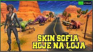 Fortnite-Skin Sofia dans la boutique aujourd'hui!