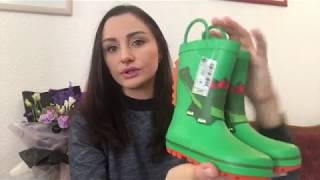 Покупки детской  одежды Next | Carter's | MotherCare