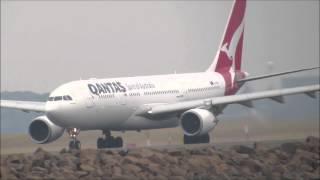 "Video Qantas Airbus A330-203 VH-EBG ""Barossa Valley"" download MP3, 3GP, MP4, WEBM, AVI, FLV Juli 2018"
