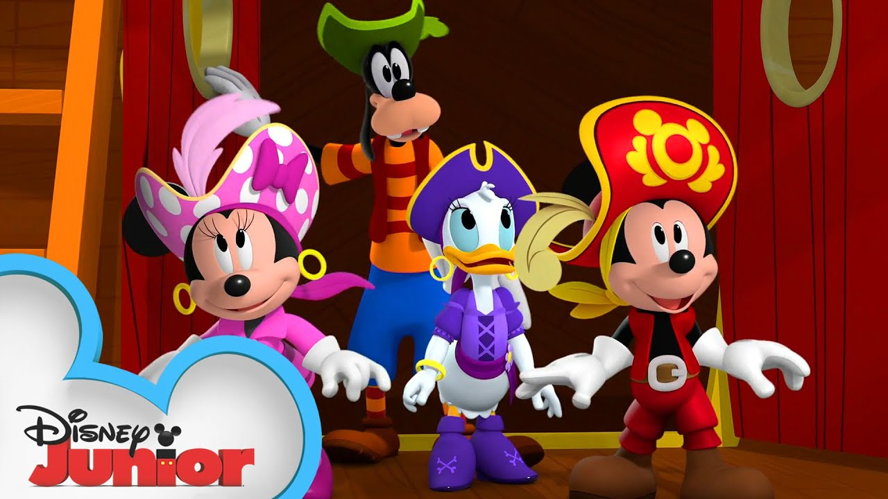 Mickey Mouse Funhouse Trailer | New Series | Mickey Mouse Funhouse | @Disney Junior