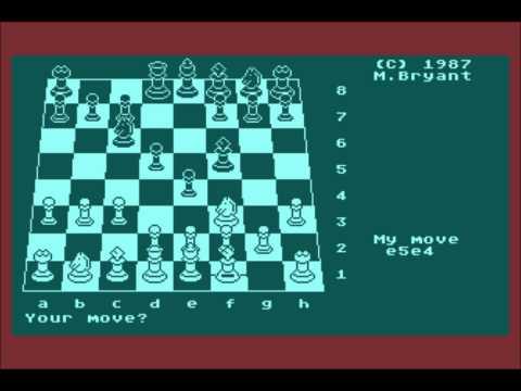 Colossus Chess 4 for the Atari 8-bit family