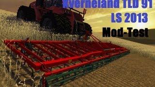 Kverneland TLD 91 - LS 2013 Mod-Test [German] [HD] [Review]