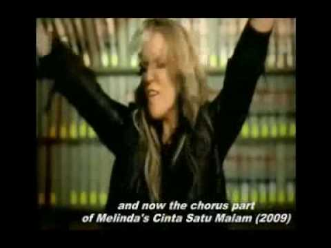 Melinda   Cinta Satu Malam vs Cascada   Everytime We Touch
