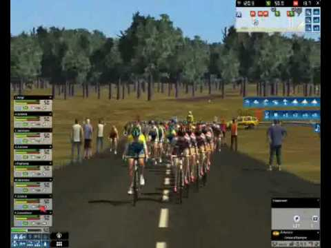 Pro Cycling Manager Rolf og Ritter del 1 |