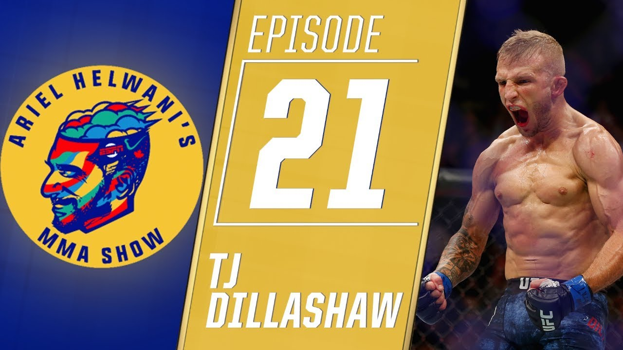 TJ Dillashaw thinks Henry Cejudo is scared | Ariel Helwani's MMA Show
