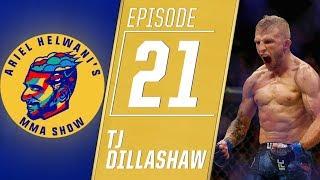 TJ Dillashaw thinks Henry Cejudo is scared | Ariel Helwani's MMA Show