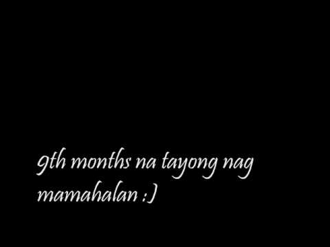 Happy 9th Monthsary :)