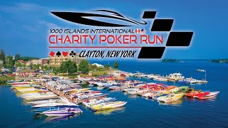 1000 Islands Charity Poker Run, 2019 Event Preview