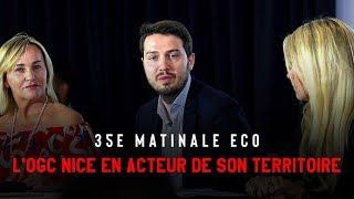 L'OGC Nice en acteur économique de son territoire