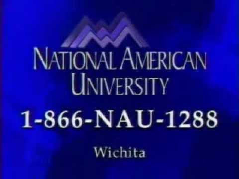 National American University Commercial - Early 00's [8/09/2012's Pick]