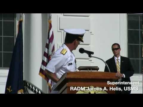 U.S. Merchant Marine Academy: New Superintendent