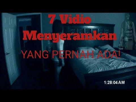 7 Vidio Mengerikan yang Bisa membuat anda Mimpi Buruk!