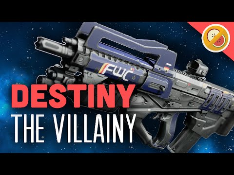 DESTINY The Villainy Fully Upgraded Legendary Pulse Rifle Review (The Taken King)
