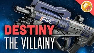 Destiny the villainy fully upgraded legendary pulse rifle review the